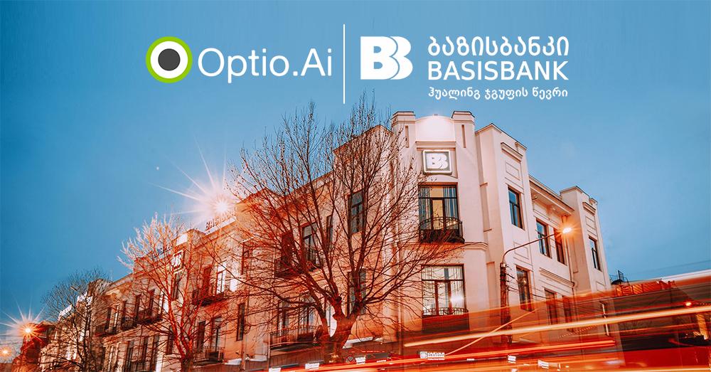 Basisbank Optio.Ai partnership